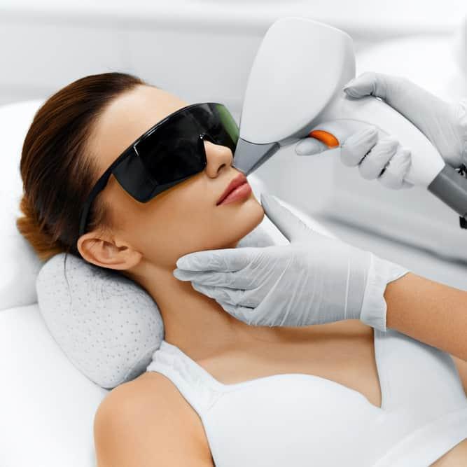 Depilazione laser viso prezzi